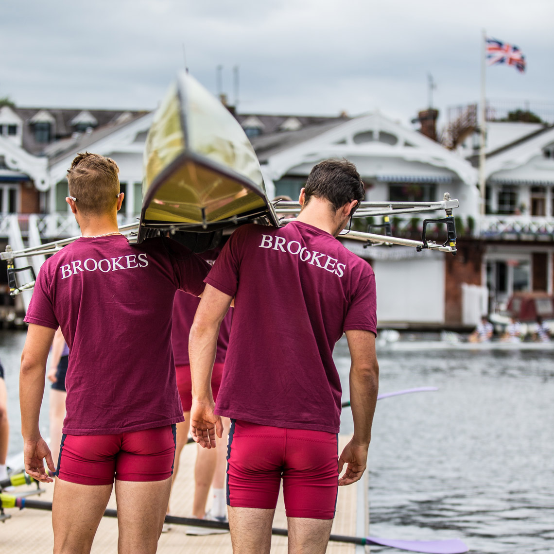 Oxford Brookes University Boat Club