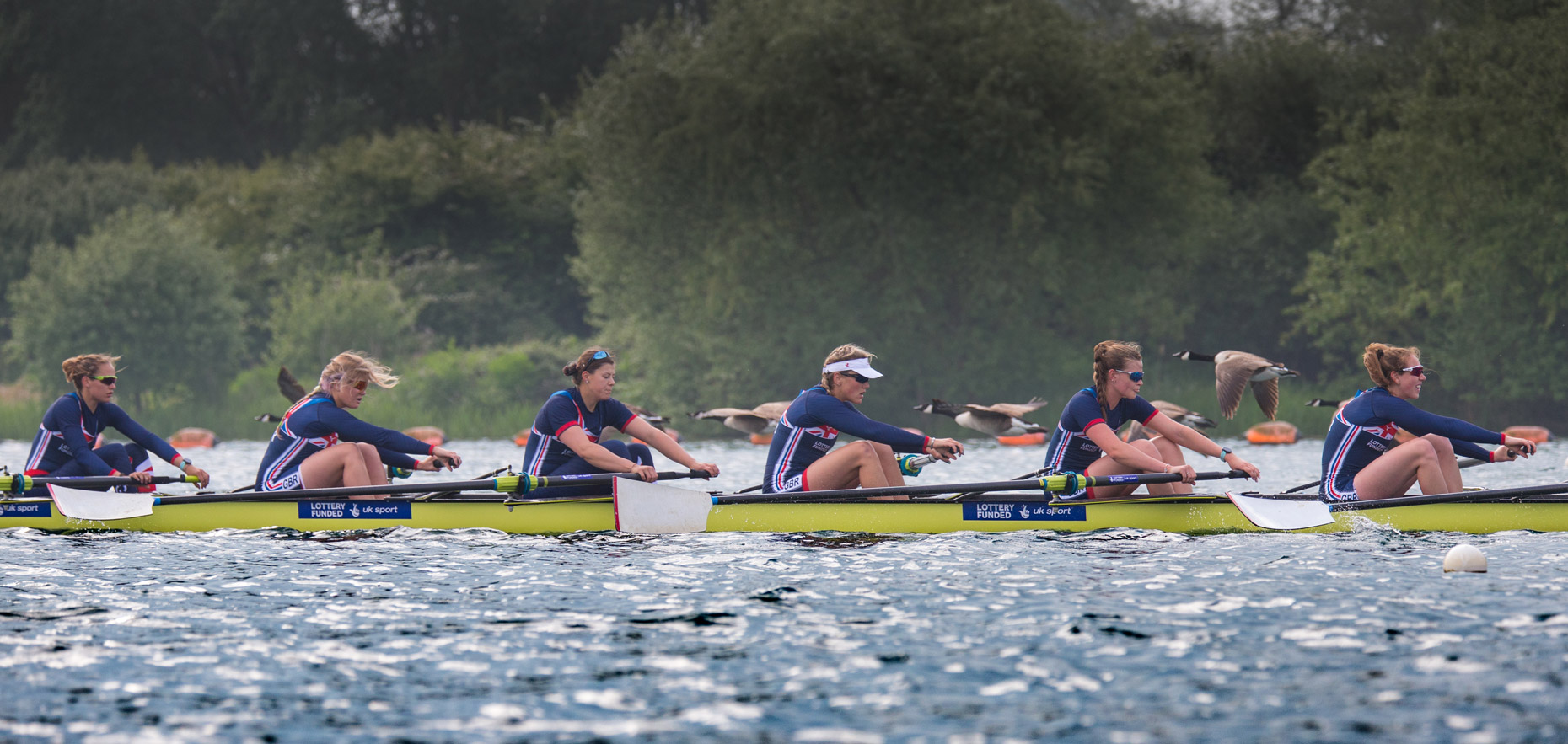 British Rowing Women