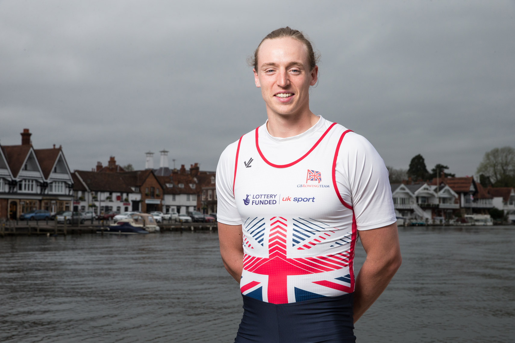 Frazier Christie of British Rowing and Bath University